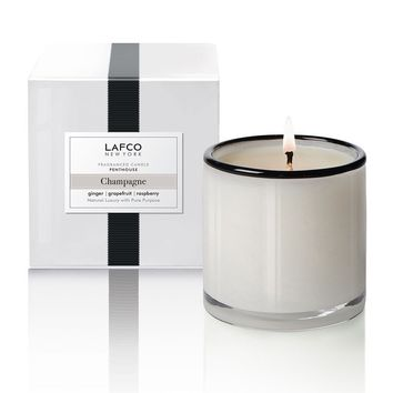 Champagne 'Penthouse' Candle