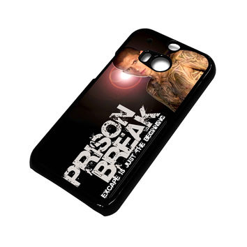 PRISON BREAK 2 HTC One M8 Case Cover