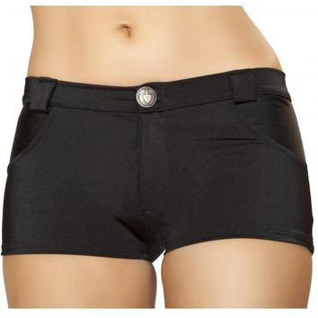 Roma RM-SH3066 Shorts with Pocket Detail