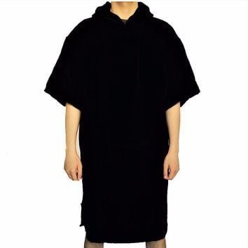 100% Cotton Oversized surfboard Poncho