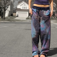 international shipping for galaxy sweatpants from big cartel