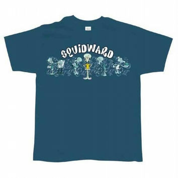 Spongebob Squarepants - Squidward T-Shirt