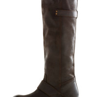 Dolce Vita Coffee Bean Beauty Boot | Mod Retro Vintage Boots | ModCloth.com