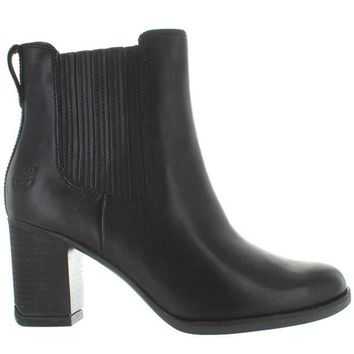 ONETOW Timberland Earthkeepers Atlantic Heights Gore - Black Leather Chelsea Boot