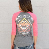 AMERICAN FIGHTER NEW MEXICO T-SHIRT