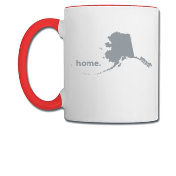 Alaska HOME - Coffee/Tea Mug