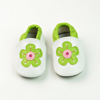 Leather Baby Soft Shoes [4919350340]