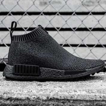 ADIDAS CONSORTIUM X THE GOOD WILL OUT NMD_CS1 PRIMEKNIT - BLACK