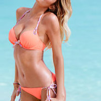 Side-tie Bikini Bottom. - The Gorgeous Swim Collection - Victoria's Secret