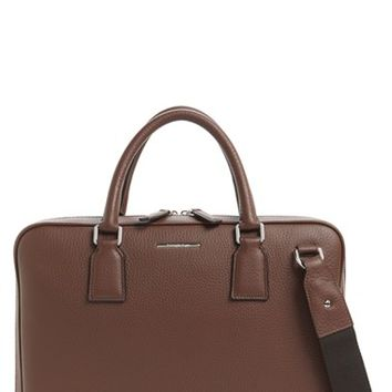 Men's Ermenegildo Zegna 'Hamptons' Computer Bag