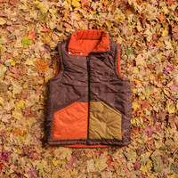 Reversible Vest - Burnt Orange | Poler Stuff