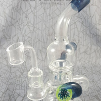 Custom Klein Recycler by SAF Glass