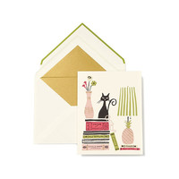 kate spade Greeting Card - Home