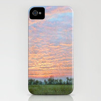 Candy Floss Sky iPhone Case by Ally Coxon | Society6