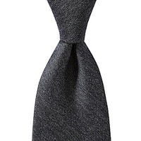Murano Dusty Solid Silk Tie