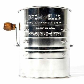 All-American Flour Sifter (3-Cup)