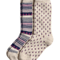 2-pack Socks - from H&M