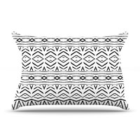 """Pom Graphic Design """"Tambourine"""" King Pillow Case - Outlet Item"""