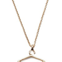 Hanger Charm Necklace