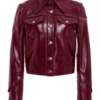 Isa Leather Jacket | Moda Operandi