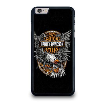 HARLEY DAVIDSON EAGLE LOGO iPhone 6 / 6S Plus Case Cover