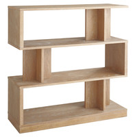 Haley 3-Tier Bookshelf, Bookcases & Bookshelves