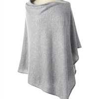 Balbianello Captiva Cashmere Solid Color Capes