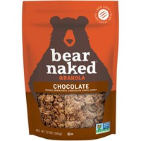Bear Naked Chocolate Granola w/ Honey & Choclate chips, 12 ounce - Walmart.com