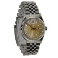 Rolex Oyster Perpetual Air-King Champagne Stainless Steel