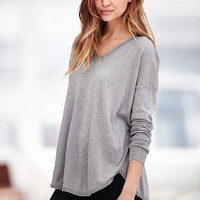 V-neck Tunic - A Kiss of Cashmere - Victoria's Secret