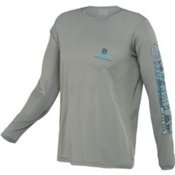 Academy - Men's Magellan Outdoors™ Long Sleeve Lake Martin Crew