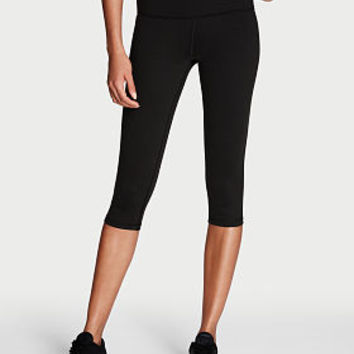 Knockout by Victoria Sport High-rise Crop - Victoria Sport - Victoria's Secret