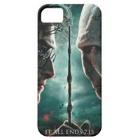 Harry Potter 7 Part 2 - Harry vs. Voldemort Iphone 5 Covers from Zazzle.com