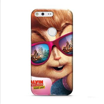 Alvin And The Chipmunks The Movies Glasses Sydney Google Pixel XL 2 Case