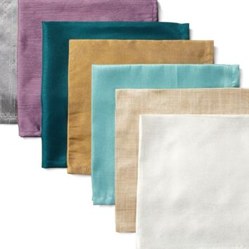 Palais Napkin - Sets of 4 | Mandarin Montecito | Dining Room | Inspiration | Z Gallerie