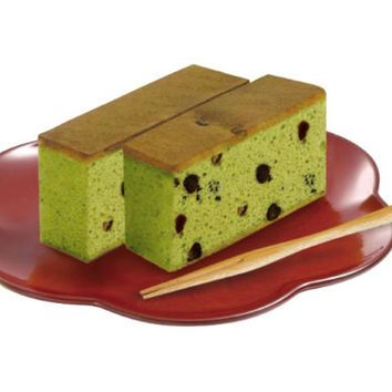Green tea Matcha Cake with Azuki red bean Japanese Sponge cake Wagashi Manju 4902008230860 | eBay