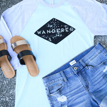 Wanderer Baseball Tee | Imperishable