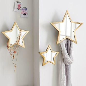 The Emily & Meritt Star Wall Hooks, Set of 3