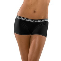 Women's UA Mesh Boy Shorts Underwear Bottoms by Under Armour
