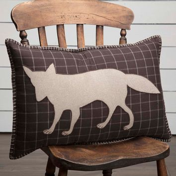 Wyatt Fox Pillow