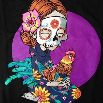 Lulubell Toys - Day of the Dead - men's t-shirt