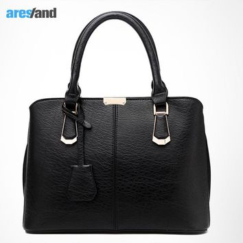 Women's Leather Handbag Shoulder Bag Ladies Cross Body Bag Tote Messenger Satchel Purse