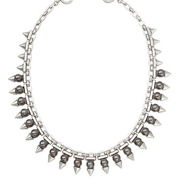 Lynx Pearl Necklace