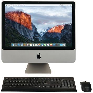 "Apple 20"" Refurbished Imac Desktop Computer"