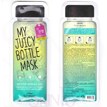 SCINIC My Juicy Bottle Mask - Soothing Ampoule Juice