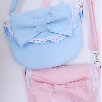 Sweet Bow Purse