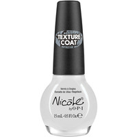 Buy Nicole By OPI - Texture White - Nail Care Tools & Polish - Online Shopping for Canadians