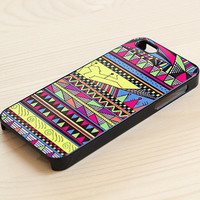 African print iPhone 5 case / cover