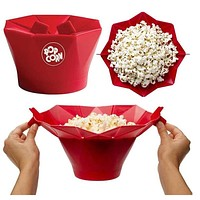 """Top Pop"" Oil-Free Popcorn Maker"