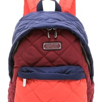Colorblocked Crosby Quilt Backpack